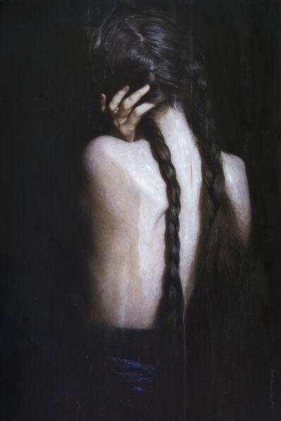 Viktoria Savenkova, 'Braids', 2020