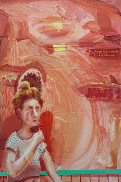 Hilary Doyle, 'Jaws ll', 2018