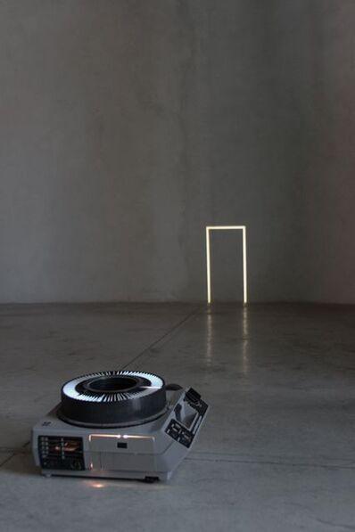Francisco Ugarte, 'Sin título (Proyecciones a partir del piso)', 2011