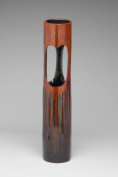 Fujinuma Noboru, 'Bamboo Lacquered Cylinder', 2013
