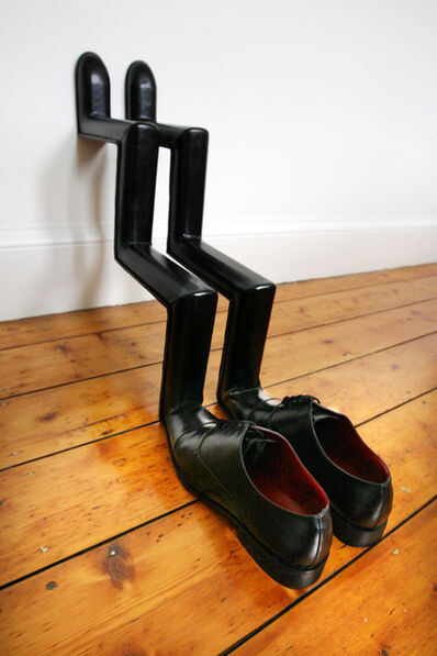 Jonny Briggs, 'Shoes to Walk up Stairs in an Orderly Fashion', 2017