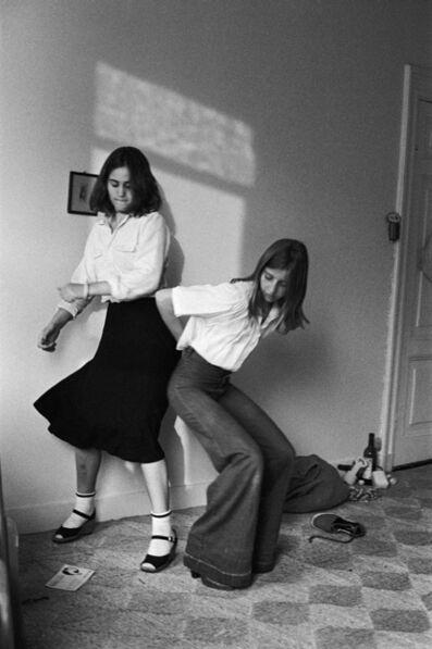 Bertien van Manen, 'Willemijn en Nicoline', 1976