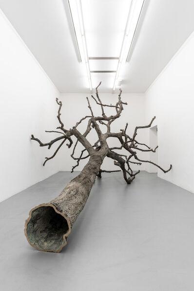 Ariel Schlesinger, 'Untitled (bronze tree)', 2019