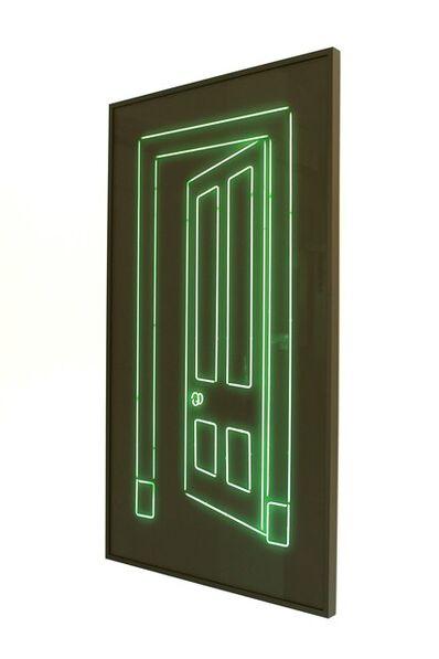 Gavin Turk, 'Green Door', 2012