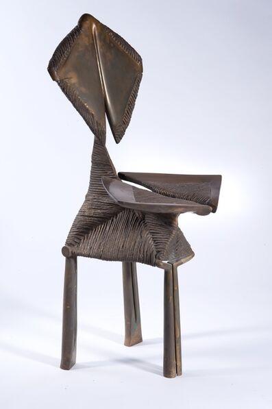Novello Finotti, 'Giraluna', 1985