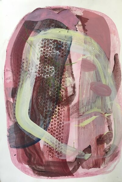 Justine Formentelli, 'A snag in the screen', 2019