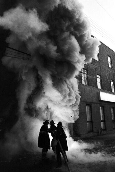 Réjean Meloche, 'Trois Pompiers', 1970