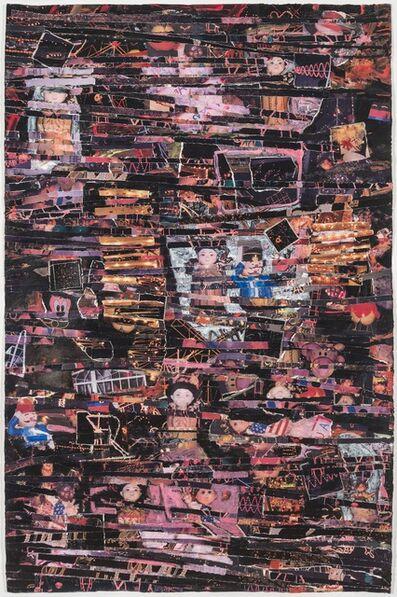 Susan Newmark, 'Fantasyland in Dyker Heights', 2019