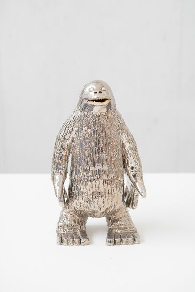 Tomas Dauksa, 'Pearl eye furry Bigfoot', 2020