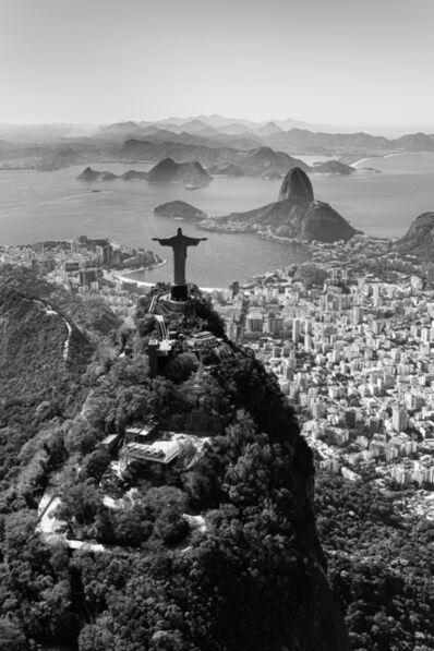 Luiza L Lavorato, 'Cidade Maravilhosa II B&W', 2019