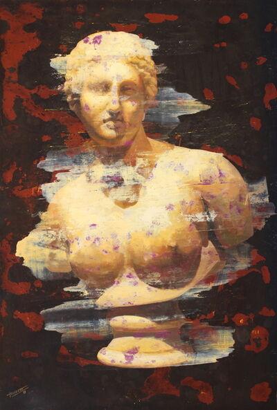 TORREGAR, 'Bust of Venus', 2017