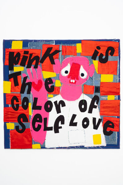 Bas Kosters, 'Pink is the Color of Self Love', 2019