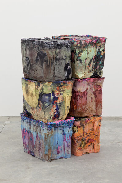 Kevin Beasley, 'Untitled (stack)', 2015