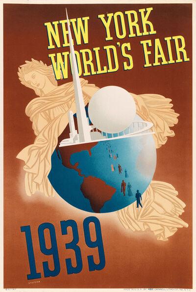 John Atherton, 'NEW YORK WORLD'S FAIR 1939', 1939