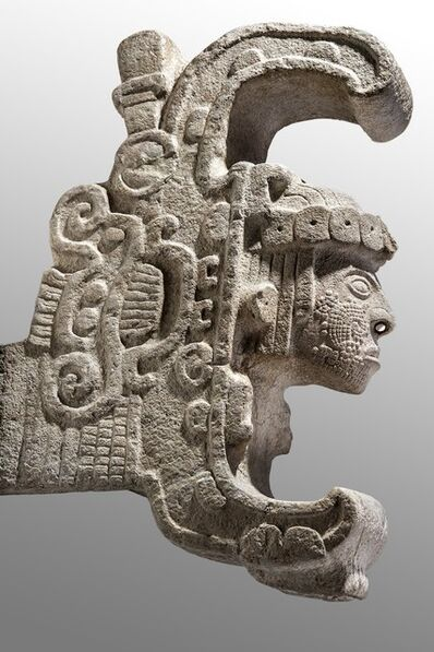 'La Reine d'Uxmal (Queen of Uxmal)', 600-900 AD