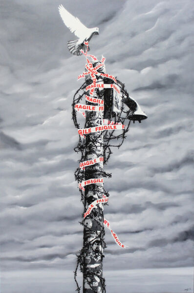 Kurar, 'Fragile Freedom', 2021