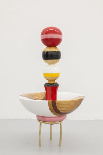 Henrik Vibskov, 'Wooden Spinners 30', 2016