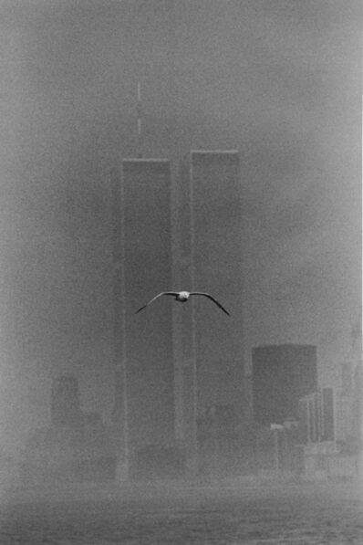 Louis Stettner, 'Twin Towers, Manhattan', 1979