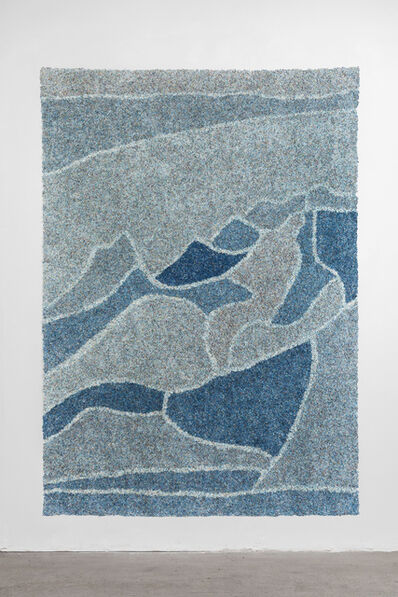 Jochen Schmith, 'Picnic Blanket (Sleep)', 2017