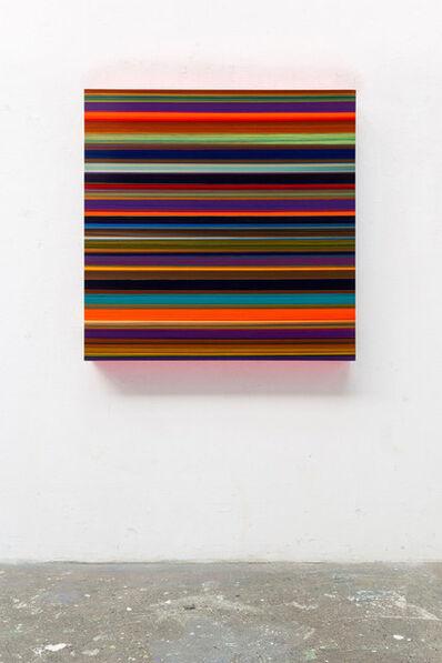 Thierry Feuz, 'Technicolor Square Radion ', 2021