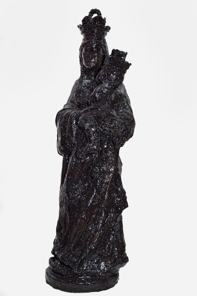 Paulina Olowska, 'Holy Mary From Rabka', 2014