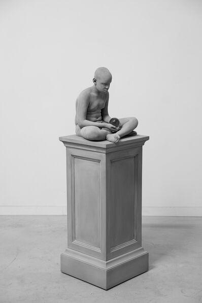 Hans Op de Beeck, 'Brian (small version)', 2018