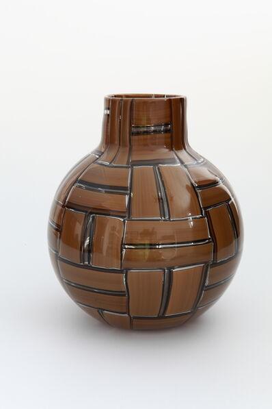 Ercole Barovier, 'Ercole Barovier Glass Vase', 1957