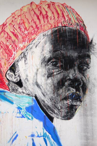 Nelson Makamo, 'Dark Comprehension', 2017