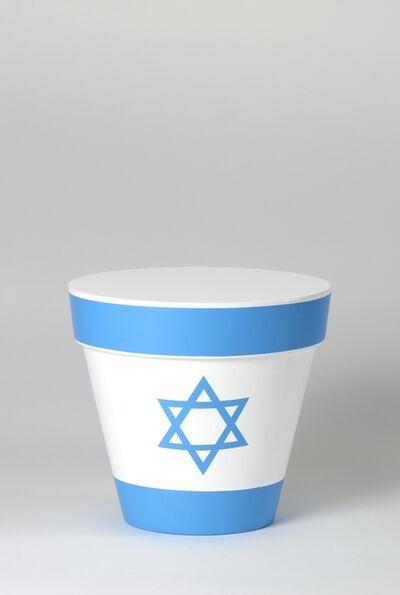 Jean-Pierre Raynaud, 'OBJET drapeau - Israël', 2007