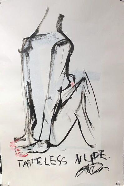 Frances Berry, 'Tasteless Nude', 2019