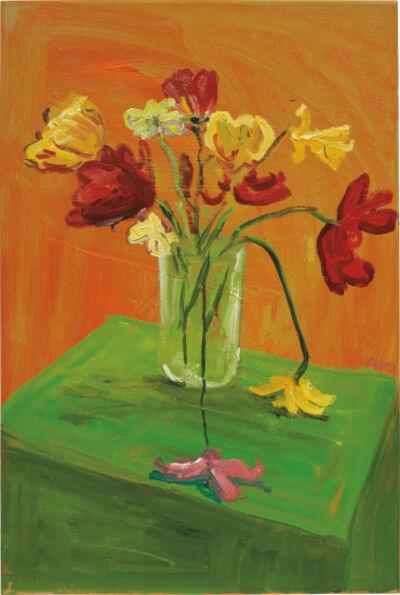 Anton Henning, 'Blumenstilleben No. 120', 2002