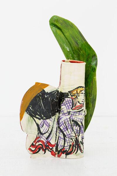 Betty Woodman, 'Winged Vase: Pink Blush', 2009
