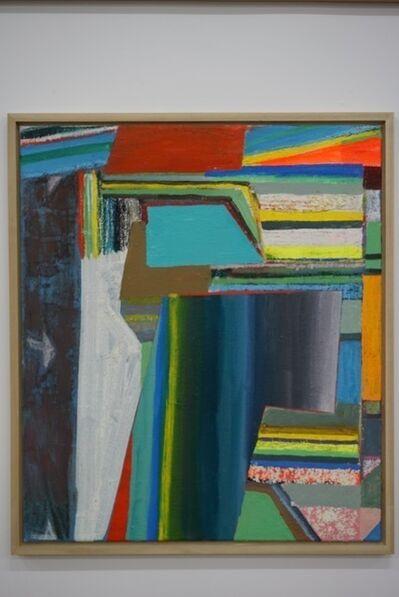 Ezra Johnson, 'Paul Klee on Dale Mabry', 2015