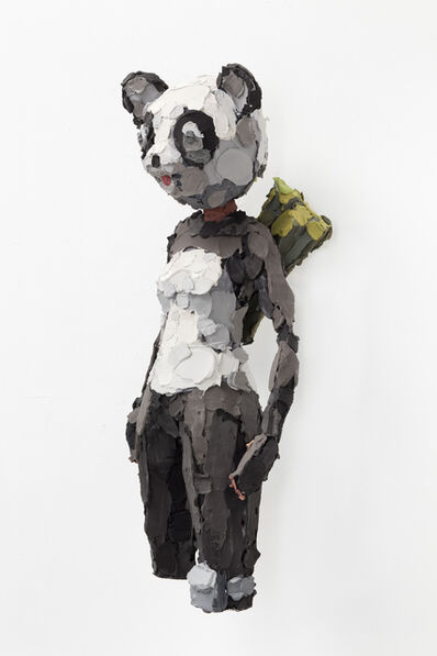 Vesa-Pekka Rannikko, 'Skin (P.A.N.D.A Team Leader)', 2020