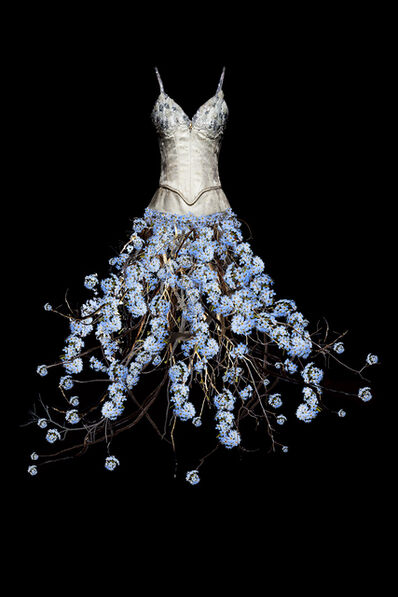 Todd Murphy, 'Untitled Dressform (Blue Flower Dress)', 2010