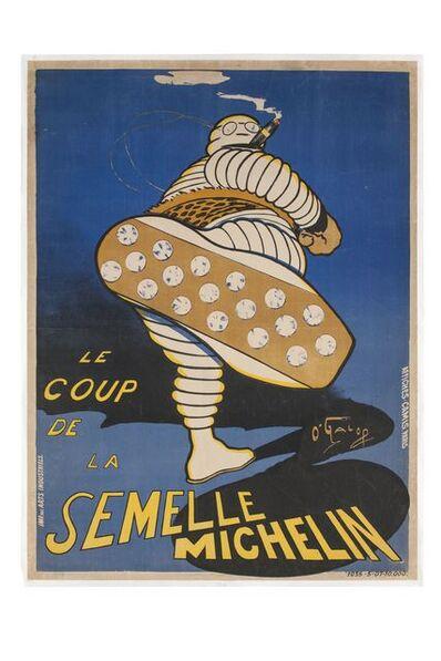 O'Galop, 'Le Coup de la Semelle Michelin ', 1905