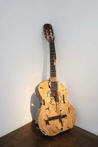 Sofia Hultén, 'Fuck it up (with guitar)', 2001