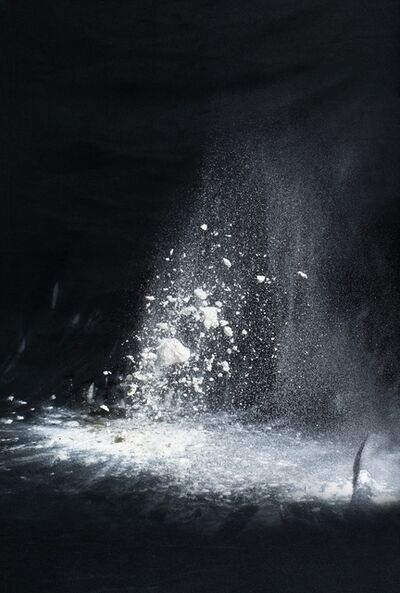 Thomas Albdorf, 'Midday at the Klinser Waterfall [4]', 2015