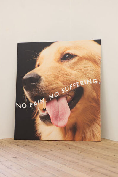 Zach Reini, 'Untitled (No Pain No Suffering)', 2018
