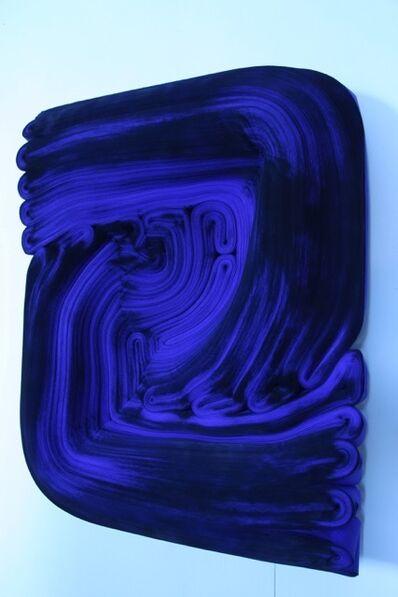 Jae Ko, 'JK485 Ultramarine Blue'