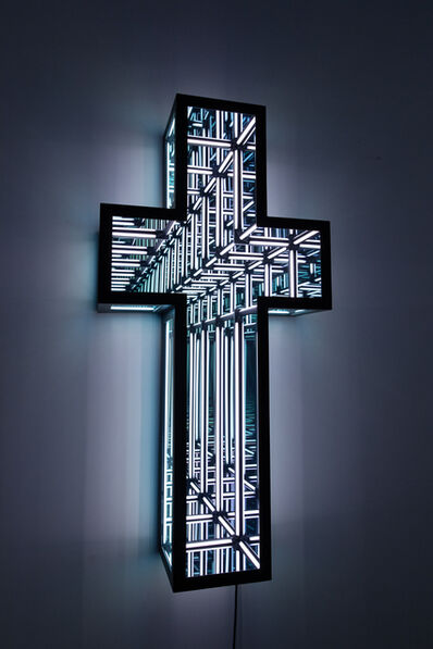 Anthony James, 'Cross', 2020