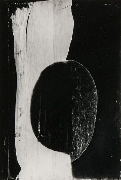 Minor White, 'Burned Mirror', 1959