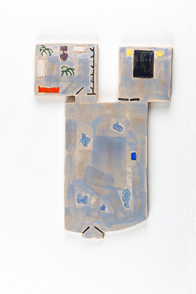 Gerda Scheepers, 'STUDIO Apartment for single sculptress with lover', 2014