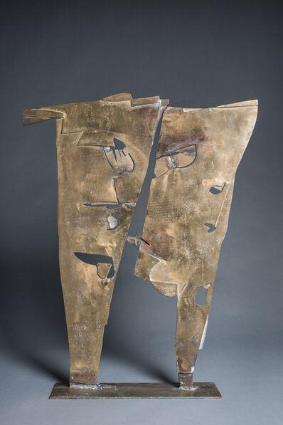 Pietro Consagra, 'Racconto del demonio', 1963