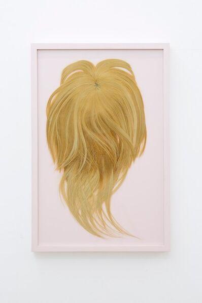 Nina Beier, 'Curtain Bang Champagne Glam', 2016