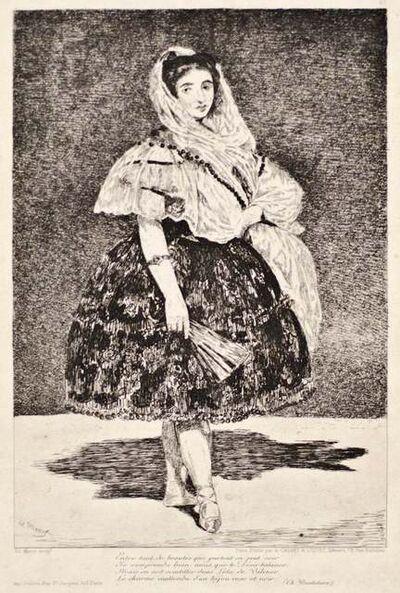 Édouard Manet, 'Lola de Valence', 1962