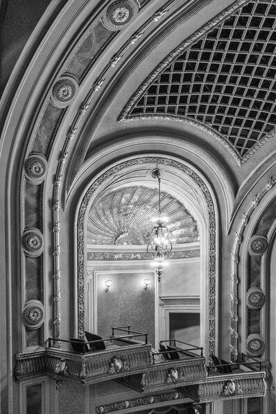 Myrtie Cope, 'Tivoli Theatre, Loggia', 2019
