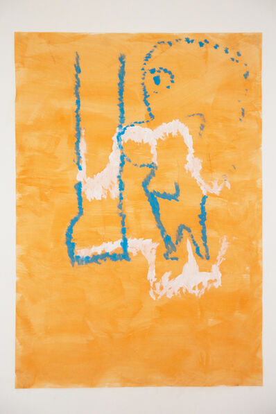 Mariano Ullua, 'Untitled (Orange)', 2018