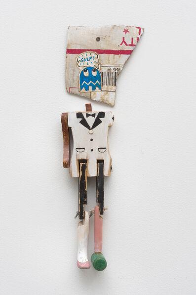 Kristen Morgin, 'Ghost Puppet', 2017