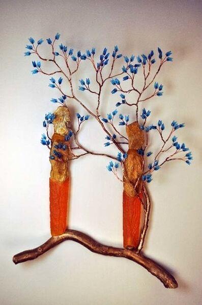 Thomas Scoon, 'Blue Leaf Entwine', 2011